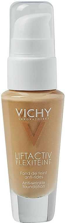 Podkład liftingująco-przeciwzmarszczkowy do skóry dojrzałej - Vichy Liftactiv Flexilift Teint