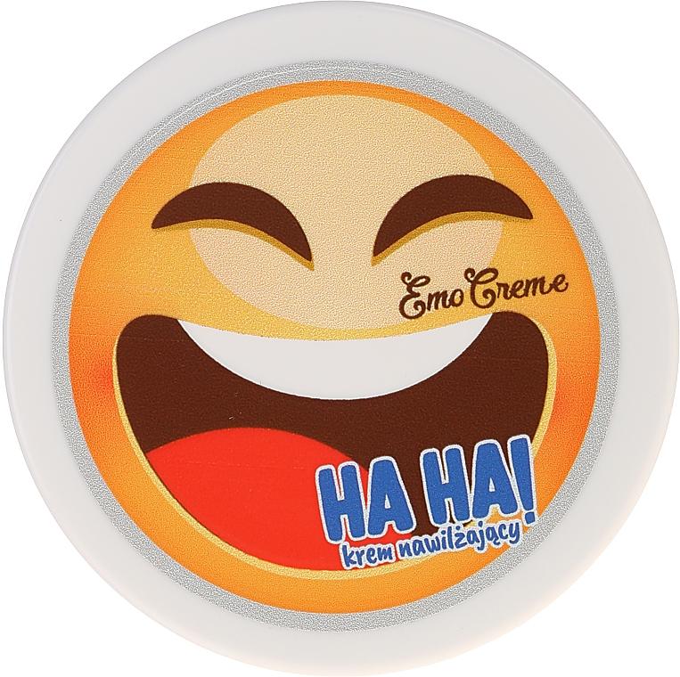 Wielofunkcyjny krem nawilżający - Emo Creme Ha-Ha — фото N1