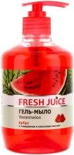 Kup Mydło z gliceryną i olejem kokosowym Arbuz - Fresh Juice Watermelon