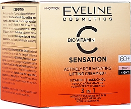 Kup Aktywnie odmładzjący krem-lifting 60+ - Eveline Cosmetics C-Sensation