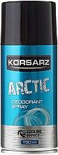 Kup Dezodorant dla mężczyzn Arktyczna świeżość - Pharma CF Korsarz Arctic