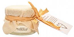 Kup Miodowy balsam do ust z polskimi ziołami - The Secret Soap Store Bee & Honey