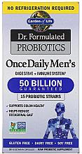 Kup Probiotyki w kapsułkach dla mężczyzn - Garden of Life Dr. Formulated Probiotics