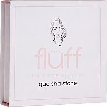Kup Kamień do masażu twarzy - Fluff Gua Sha Stone