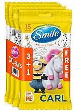 Kup Chusteczki nawilżane Minionki - Smile Ukraine Baby