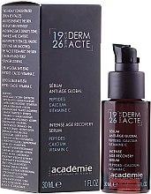 Serum intensywnie odmładzające - Académie Sérum Anti-Âge Global Peptides-Calcium Vitamin C — фото N1