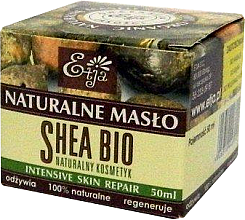 Kup Naturalne masło shea - Etja Natural Shea Butter