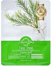 Kup Maseczka w płachcie do twarzy z ekstraktem z drzewa herbacianego - Grace Day Traditional Oriental Mask Sheet Tea Tree