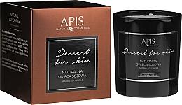 Kup Naturalna świeca sojowa - APIS Professional Dessert For Skin Candle