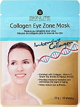 Kup Odmładzająca maska na okolice oczu Intensywny kolagen - Skinlite Collagen Eye Zone Mask
