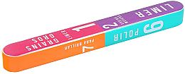 Kup 7-stopniowa polerka do paznokci 178 x 22 x 16 mm - Tools For Beauty 7-way Nail Buffer Block