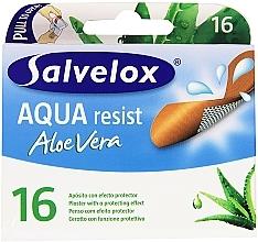 Kup Wodoodporne plastry z aloesem - Salvelox Aqua Resist Aloe Vera