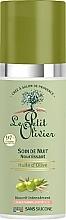 Kup Odżywczy krem na noc do cery suchej i wrażliwej Oliwa z oliwek - Le Petit Olivier Night Skincare Nourishing