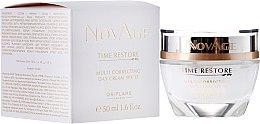 Kup Odmładzający krem na dzień do twarzy SPF 15 - Oriflame NovAge Time Restore Multi Correcting Day Cream