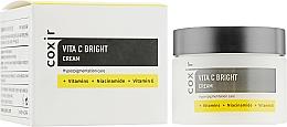 Kup Rozjaśniający krem do twarzy z witaminą C - Coxir Vita C Bright Cream