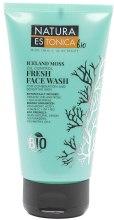 Kup Orzeźwiający żel do mycia twarzy Islandzki mech - Natura Estonica Bio Iceland Moss Face Wash