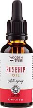 Kup Olej z dzikiej róży - Wooden Spoon Rosehip Oil