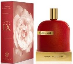 Kup Amouage Library Collection Opus IX - Woda perfumowana