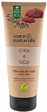 Kup Mleczko do ciała Chia i jagody goji - Aura Naturals Chia & Goji Body Milk