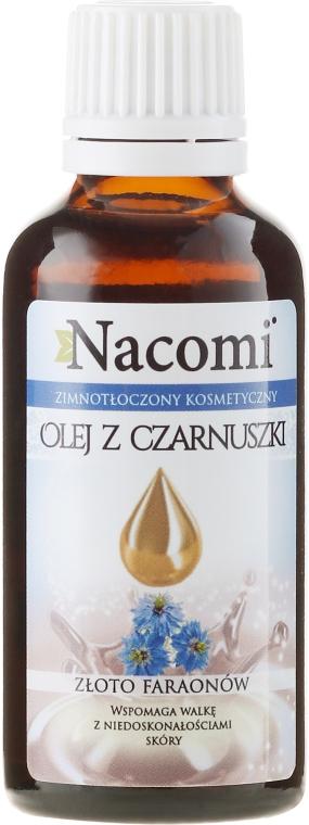 Olej z czarnuszki - Nacomi
