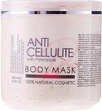 Kup Antycellulitowa maska do ciała Ananas - Sezmar Collection Professional Body Mask Anti Cellulite With Pineapple