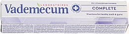 Kup Witaminowa pasta do zębów - Vademecum ProVitamin Complex Complete
