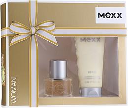 Kup Mexx Woman - Zestaw (edt 20 ml + b/l 50 ml)