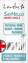Kup Odżywka utwardzająca paznokcie - Lovely Say Hello Hard Nails