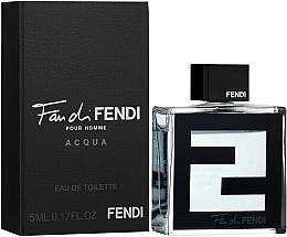 Kup Fendi Fan di Fendi Pour Homme Acqua - Woda toaletowa (mini)