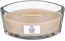 Kup Świeca zapachowa w szkle - WoodWick At The Beach Hearthwick Ellipse Candle