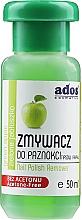 Kup Zmywacz do paznokci bez acetonu Zielone jabłko - Ados Nail Polish Remover