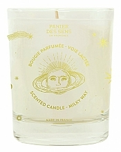 Kup Panier des Sens Scented Candle Milky Way - Świeca zapachowa