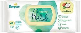 Kup Chusteczki nawilżane dla niemowląt, 42 szt. - Pampers Pure Coconut
