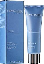 Kup Maska do skóry wrażliwej - Phytomer Accept Desensitizing Mask