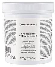 Kup Perfumowany peeling do ciała Różowy pieprz - Comfort Zone Aromasoul Volcanic Scrub