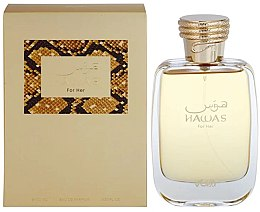 Kup Rasasi Hawas For Her - Woda perfumowana
