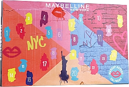 Kup Kalendarz adwentowy 2020 - Maybelline Advent Calendar