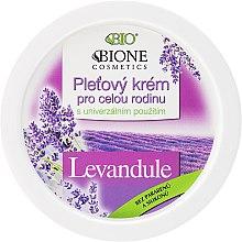 Kup Odżywczy krem do twarzy z lawendą dla całej rodziny - Bione Cosmetics Lavender Cream For Whole Family