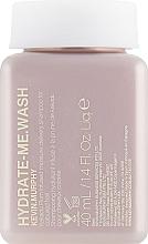 Kup Intensywnie nawilżający szampon do włosów - Kevin.Murphy Hydrate-Me Wash Shampoo (miniprodukt)