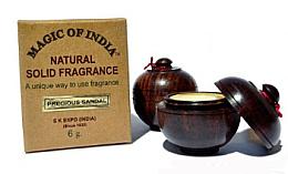 Kup Naturalne perfumy w kremie, Precious Sandal - Shamasa