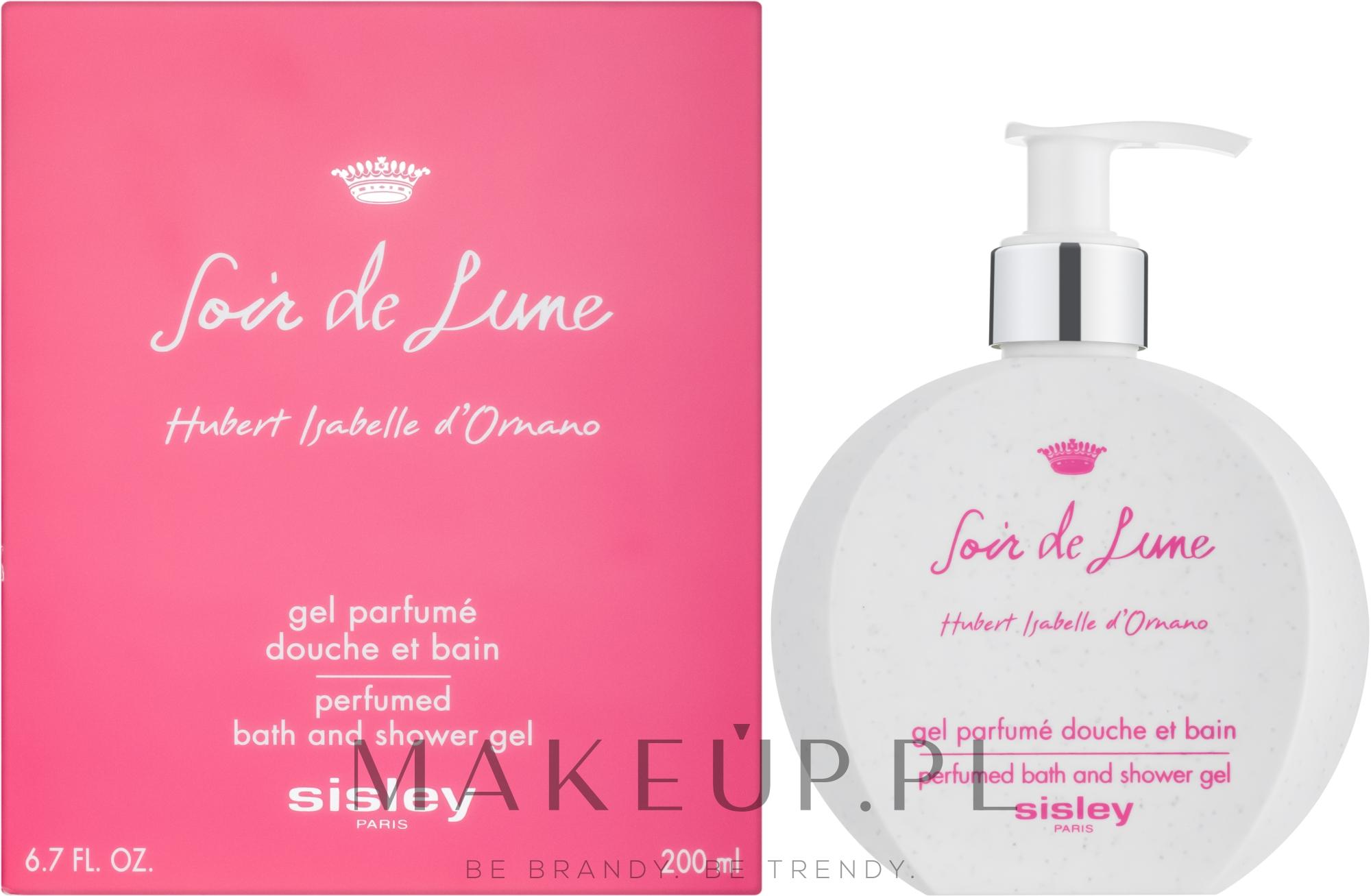 Perfumowany żel pod prysznic - Sisley Soir de Lune — фото 200 ml