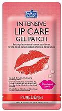 Kup Nawilżająca maseczka na usta - Purederm Intensive Lip Care Gel Patch