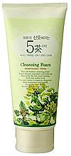 Kup PRZECENA! Pianka do mycia twarzy z 5 rodzajami herbaty - It's Skin Self Care 5 Teas Cleansing Foam *