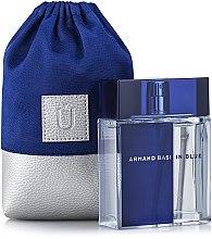 Kup Uniwersalne niebieskie etui na perfumy Perfume Dress (15 x 10 x 6 cm) - Makeup