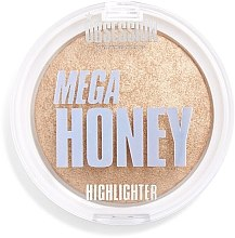 Kup Rozświetlacz do twarzy - Makeup Obsession Mega Honey Highlighter