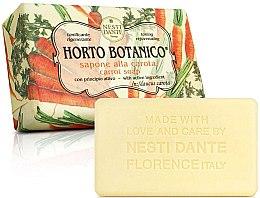 Kup Tonizująco-odmładzające mydło w kostce Marchewka - Nesti Dante Horto Botanico Carota Soap