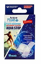 Kup Wodoodporne plastry opatrunkowe - Ntrade Active Plast First Aid Waterproof Plasters Aqua Stop Mix