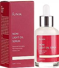 Kup Lekkie olejkowe serum do twarzy - iUNIK Noni Light Oil Serum