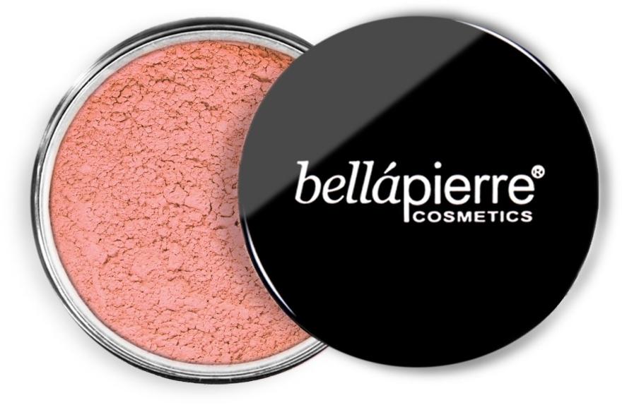 Sypki róż mineralny - Bellapierre Cosmetics Mineral Blush — фото N1