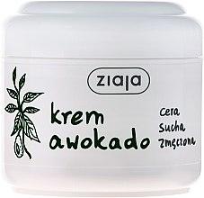 Kup Regenerujący krem do cery suchej i zmęczonej na dzień i noc - Ziaja Awokado